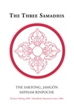 The Three Samadhis CD