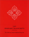 1997 Seminary Transcripts Vajrayana