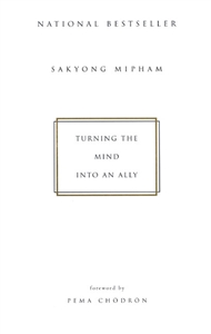 Turning the Mind into an Ally- Book & DVD