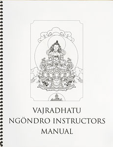 Ngondro Instructors Manual