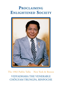 Proclaiming Enlightened Society DVD