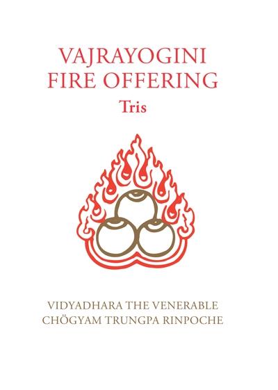 Vajrayogini Fire Offering Tris DVD