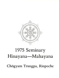 hinayana mahayana