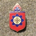 Gesar Shield Pin, Officer