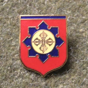 Gesar Shield Pin