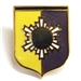 Kusung In Training Shield Pin