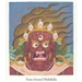 "Four-Armed Mahakala 15""x16"""